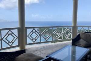 outdoor entertaining brewer's bay penthouse tortola remax best priced properties