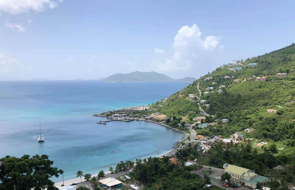 sea view available in 1 bedroom cane garden bay Tortola bvi remax best priced properties