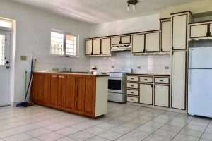 kitchen area cane garden bay two bedroom brewers bay remax app