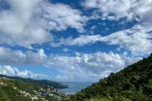 view furnished townhouse in diamond estate tortola bvi