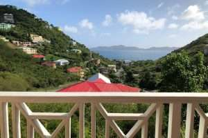 balcony Zion hill duplex tortola bvi remax best priced propterties