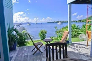 balcony manatee point 3 bedroom RE/MAX Best Priced Properties Tortola British Virgin Islands