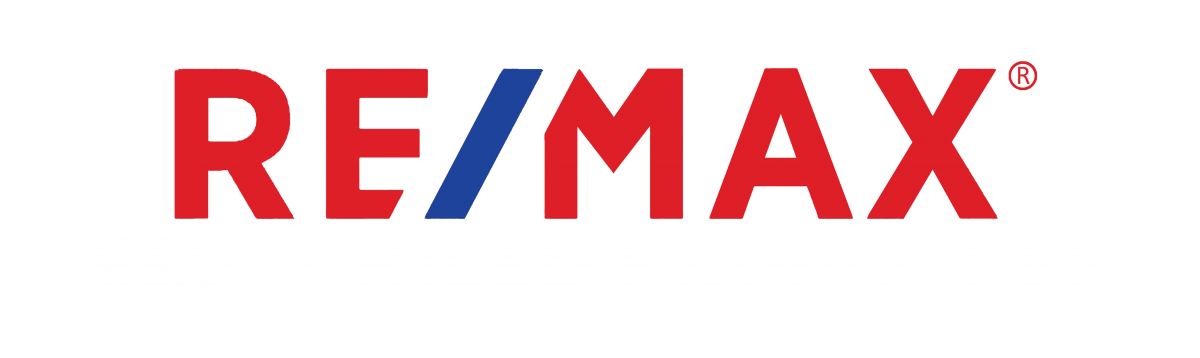 New Remax Best Priced Properties Logo (Word)-White