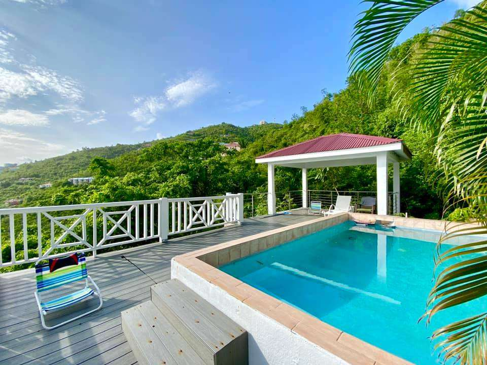 cane garden bay 4 bedroom RE/MAX Best Priced Properties Tortola British Virgin Islands