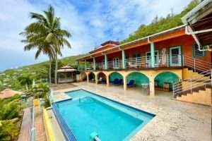 cane garden villa RE/MAX Best Priced Properties Tortola British Virgin Islands